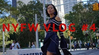 Video What It's Like Inside A Fashion Show - NYFW | Aimee Song MP3, 3GP, MP4, WEBM, AVI, FLV Agustus 2018