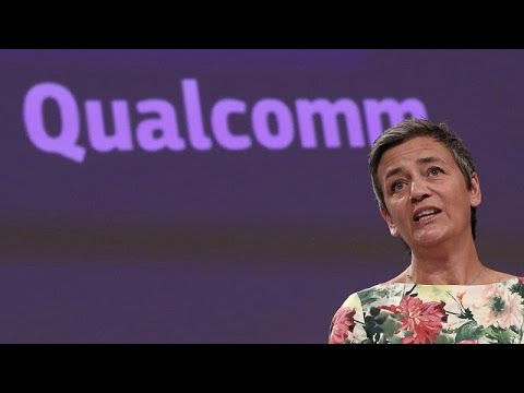 Πρόστιμο 240 εκατ. ευρώ στην Qualcomm από την Κομισιόν