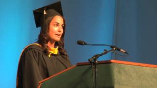 Speech from the Spring 2014 commencement proceedings at Binghamton University May 15 - 18. School of Management -- 6 p.m. Saturday, May 17, Events Center Kim...
