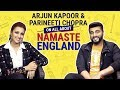 Arjun Kapoor and Parineeti Chopra on all about Namaste England   Pinkvilla   Bollywood