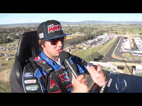 Bathurst champion goes to new heights at Mt Panorama