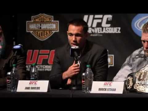 Jake Shields Talks UFC 121 Debut Against Martin Kampmann