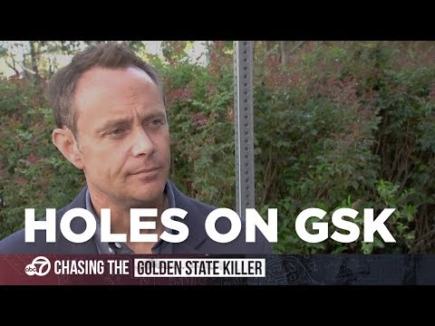 FULL INTERVIEW: Inside the hunt for the 'Golden State Killer' with investigator Paul Holes