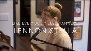 Lennon Stella - Like Everybody Else I Acoustic Cover