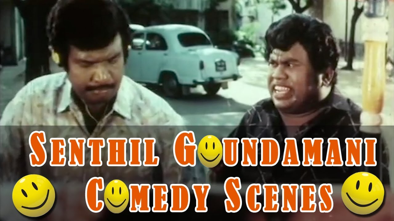 Senthil Goundamani Comedy – 10 – Tamil Movie Best Comedy Scenes