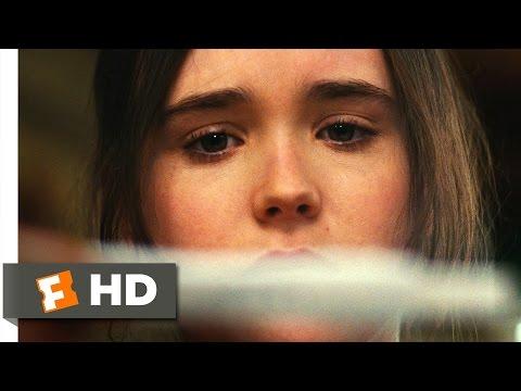 Juno (1/5) Movie CLIP - Doodle Can't Be Un-did (2007) HD