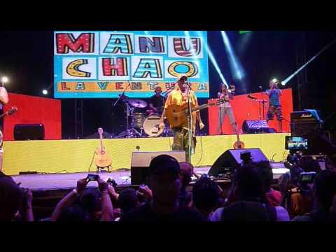 Manu Chao en Barranquilla 2015