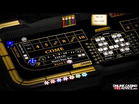 How to Win at Craps – OnlineCasinoAdvice.com