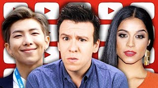 Disturbing Youtube Controversy Arrest, Lilly Singh BTS Backlash, Bill Cosby in Cuffs, & More