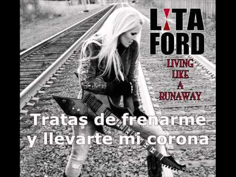 Tekst piosenki Lita Ford - Relentless po polsku