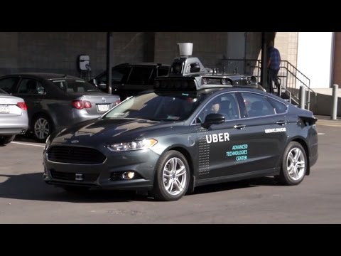 Go for a Ride in Uber s Autonomous Car