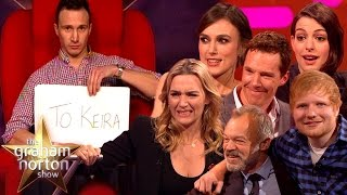 Red Chair Celebrity Style! - Best of The Graham Norton Show