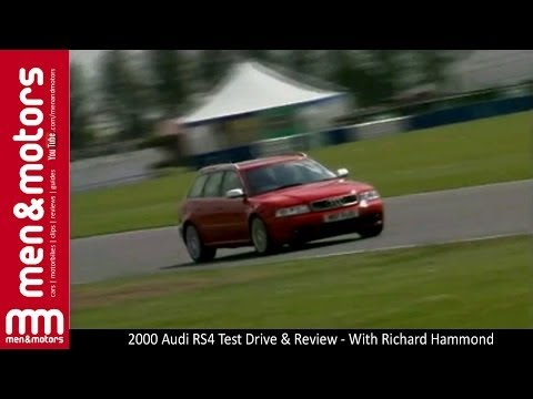 2000 Audi RS4 Test Drive & Review – With Richard Hammond