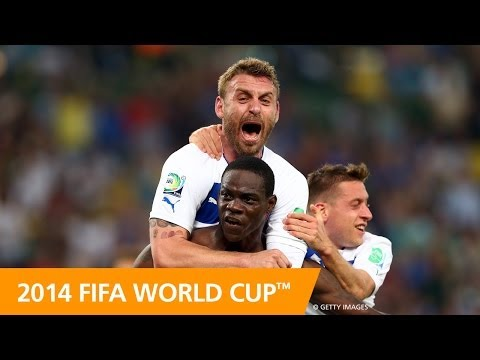 italy - Featuring interviews with Gianluigi Buffon, Daniele De Rossi and coach Cesare Prandelli, this is a special look at Italy's rich World Cup history, how they q...