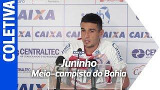 Coletiva - Juninho