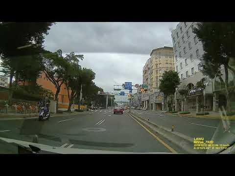 台北市 闖紅燈 車禍