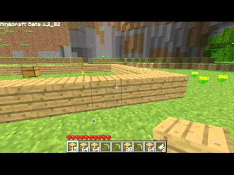 Lingerie Football League? – Let's Play Minecraft Episode 3