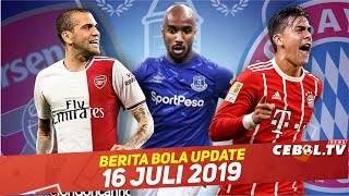 Video Arsenal dan Spurs berebut AlveS 🔴 Fabian Delph Resmi ke Everton 🔴 Bayern Batal Datangkan Dybala MP3, 3GP, MP4, WEBM, AVI, FLV Juli 2019