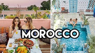 Having fun in Morocco with my sister and Isabella! Sharing with you where we stayed, what we did and the LOLS we had haha!