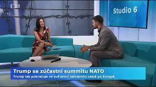 Trump se zúčastní summitu NATO