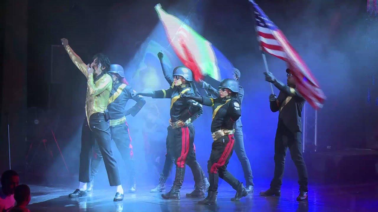 Michael Jackson's HIStory Tour