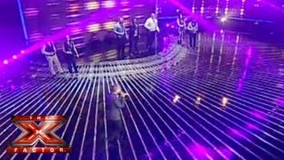 الأغنية الجماعية - العروض المباشرة الأسبوع 5 - The X Factor 2013