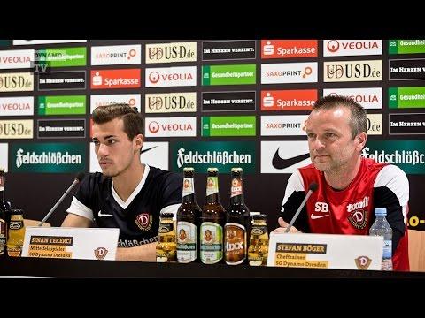 Spieltag: - DynamoTV - der offizielle YouTube-Kanal der SG Dynamo Dresden. Aktuelle Videos über den Verein, Spieler, Trainer und Fans. Jetzt kostenfrei hier abonnieren. Die Pressekonferenz vor dem ...