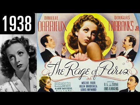 The Rage Of Paris - Full Movie - GOOD QUALITY (1938)