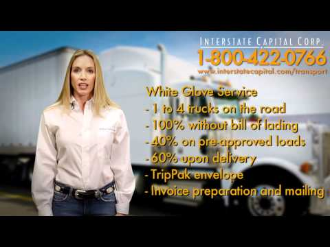 White Glove Service and Fuel Advance Factoring Program