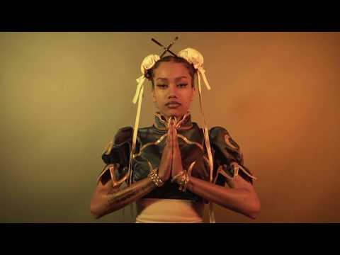 Nicki Minaj | CHUN-LI Remix | (CRYSSY BANDZ)