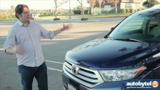 2012 Toyota Highlander Test Drive&SUV Review