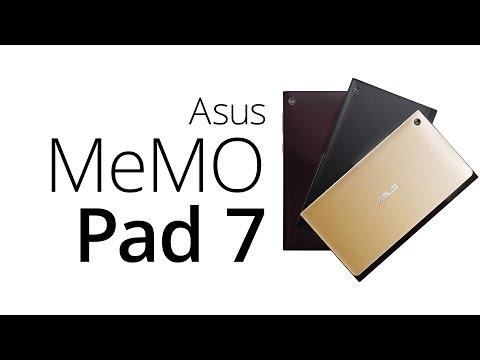 Asus MeMO Pad 7 (recenze)
