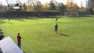 FC Zličín - TJ Sušice