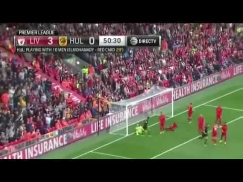 Liverpool Vs Hull City 5-1 All Goals English Premier League 2016/2017