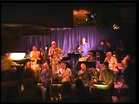'Round Midnight/Happy Birthday featuring Ira Sullivan and the South Florida Jazz Orchestra. online metal music video by SOUTH FLORIDA JAZZ ORCHESTRA