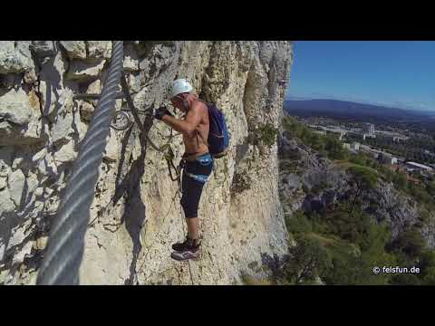 Via Ferrata de Cavaillon 2017