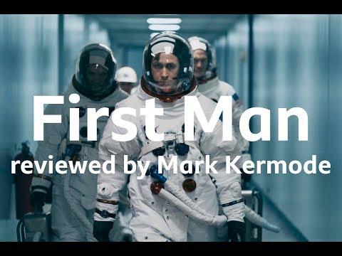 First Man reviewed by Mark Kermode