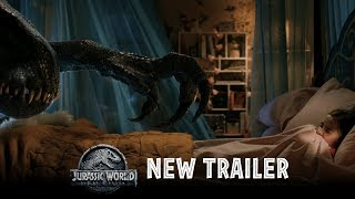 Nonton Jurassic World  Fallen Kingdom   Official Trailer  2  Hd  Film Subtitle Indonesia Streaming Movie Download