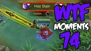 Nonton Mobile Legends Wtf Moments Episode 74 Film Subtitle Indonesia Streaming Movie Download