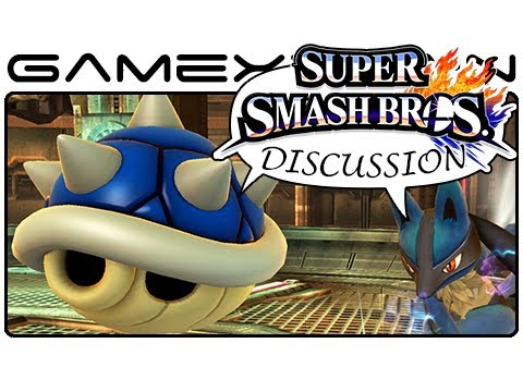 Blue - http://www.GameXplain.com We discuss all the new items announced for Super Smash Bros. for Wii U & 3DS as well as some of the returning ones. How will these new items work? Which of the old...