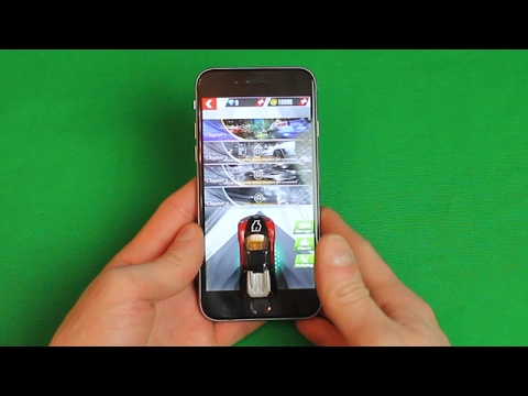 AR Racer Speed. Супер машина для гаджета. Игра гонки. Аркада для смартфонов.