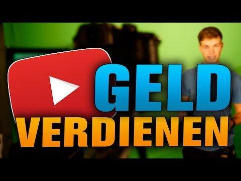 Geld verdienen mit YouTube 2017 - Adsense-Tutorial