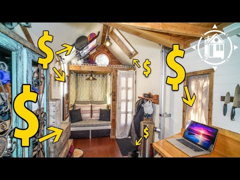 Tiny House Monthly Expenses. Is Living Small Really Cheaper?