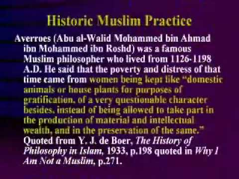 What Islam Says About Women #3: Wife Beating Allowed & Other Muslim Rules for Women