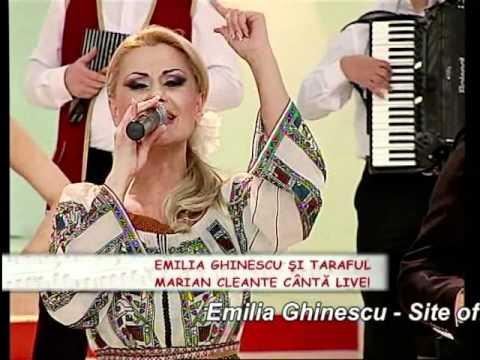 Emilia Ghinescu live pt toti romanii 2