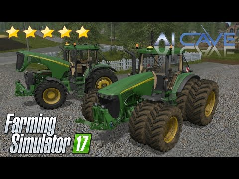 John Deere 8020 Series v4.0 Final Fix