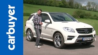 Mercedes M-Class Review - CarBuyer