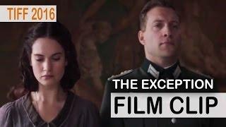 Nonton The Exception: Jai Courtney, Christopher Plummer - Film Clip TIFF2016 Film Subtitle Indonesia Streaming Movie Download