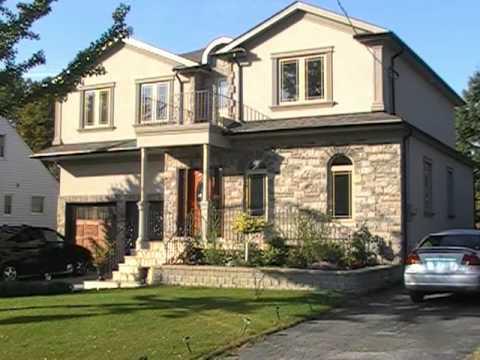 Custom Built Home In Alderwood Luxury Homes Toronto