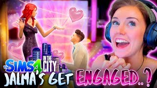 I'VE BEEN WAITING FOR THIS EPISODE FOR SO LONG! 💍 But not everything went as planned... 😅🎉Get the custom content I use! 🎉 https://t.co/HJ6VfM0oDc⭐More Sims - https://www.youtube.com/watch?v=RxDIoQQHQe0&list=PLKB5iqtwaytMleMxmywHIH0HsL7lAZHey✨I got the custom content from here! -  https://www.thesimsresource.com/☠ My Stormforce PC:  http://bit.ly/2sgXhUQ -🎮 Capture your gameplay the same way I do! 👉  http://e.lga.to/clareTwitter: http://twitter.com/claresiobhanInstagram: http://instagram.com/clarecalleryThis video has been created and is owned by Clare Siobhan. This video is PG, family friendly and has no cursing or swearing! 💕